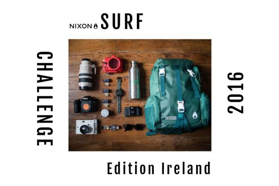 The Nixon Surf Challenge Ireland