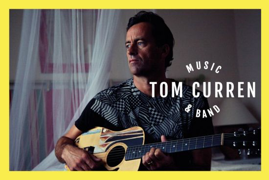Tom Curren & Band